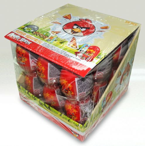 SP90 ANGRY BIRDS SURPRISE EGG